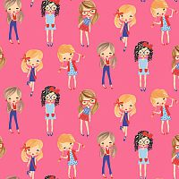 LM7 007 Обои флиз Loymina Lemonade 1,0м x 10,05м