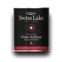 A90WB Краска инт. Swiss Lake White Brilliant База А 9,0 л.